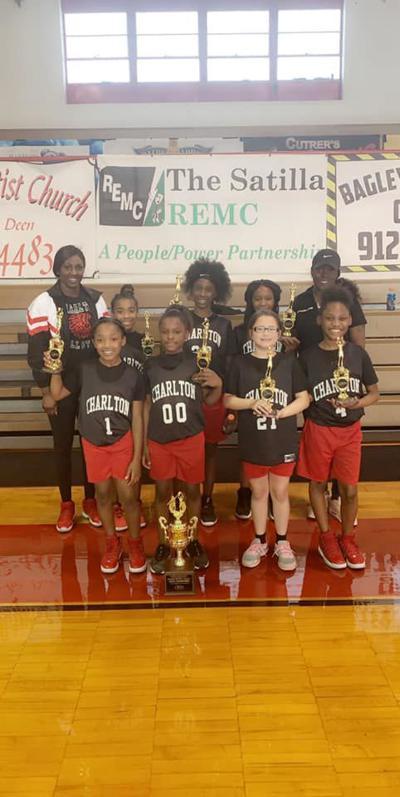 Ten-under girls Claim  GRPA District Championship