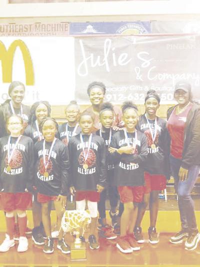 Ten-under Girls Win GRPA State Championship