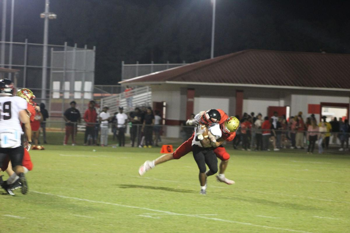 Fourth quarter scores lead Tribe to 22-8 win over MCA