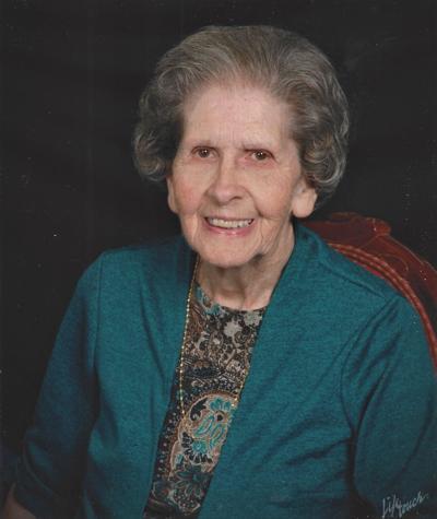 Betty Lorene Johns Purvis