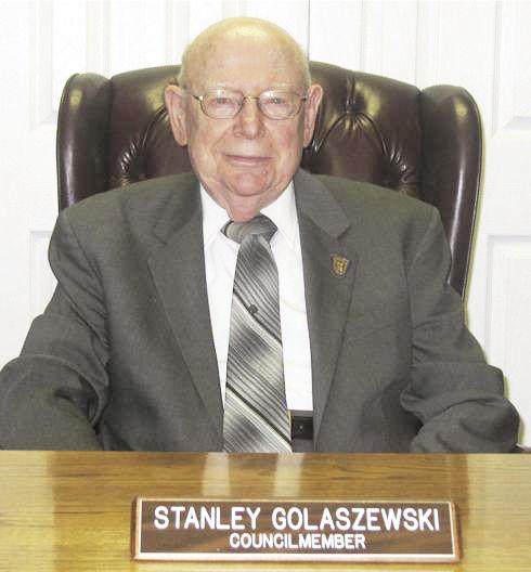 Folkston loses one of a kind leader in Golaszewski