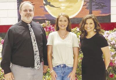 CCHS STAR Student and STAR Teacher named