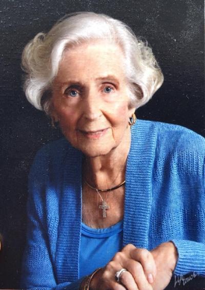 Lila Anne Lewis Jackson