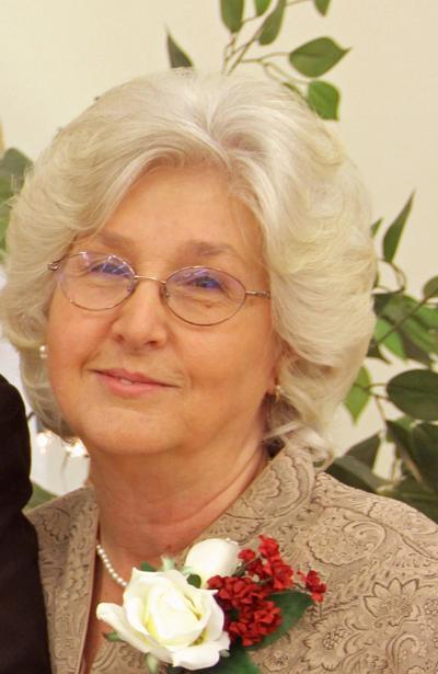 Marjorie Elaine Carter Crews