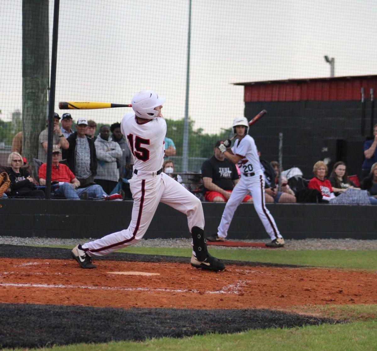 Tribe regains region lead after  winning two of three from Irwin