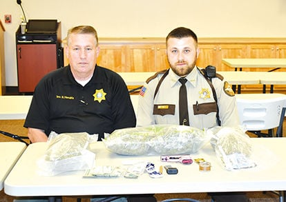 Sheriff's Office reports several arrests | News