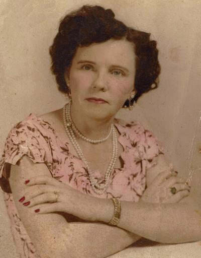 Annie Lee  Mangham