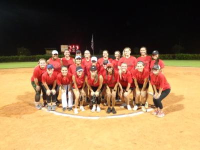 Maidens Host first Alumni Softball Game