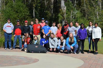 Archery team competes in Statesboro