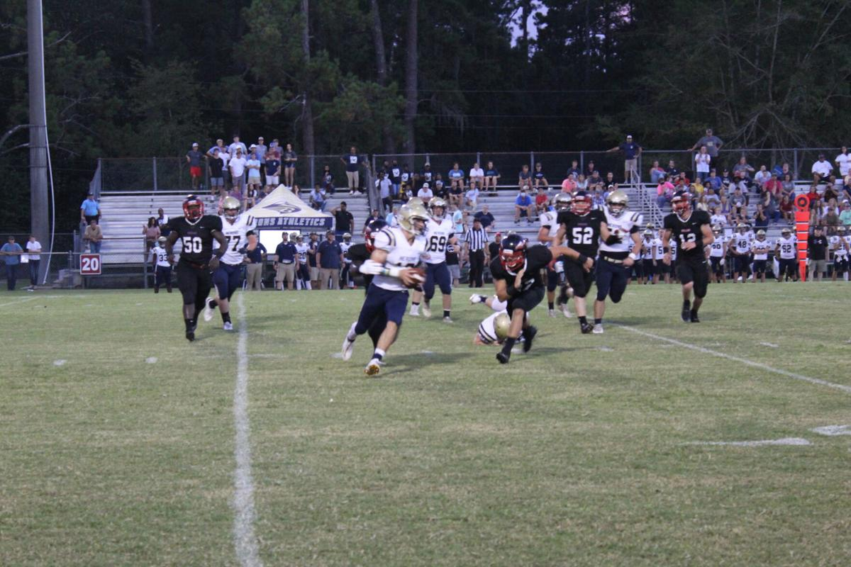 Tribe opens season with convincing 39-0 win over Brantley