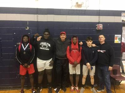 Four Indian Weightlifters qualify  for State Meet