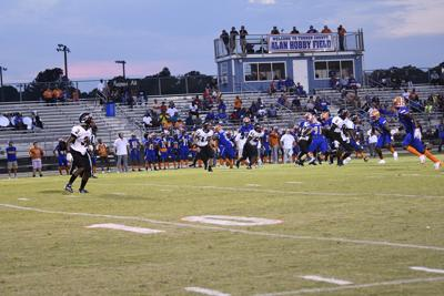 CCHS Indians suffers another close loss at Turner, 21-14