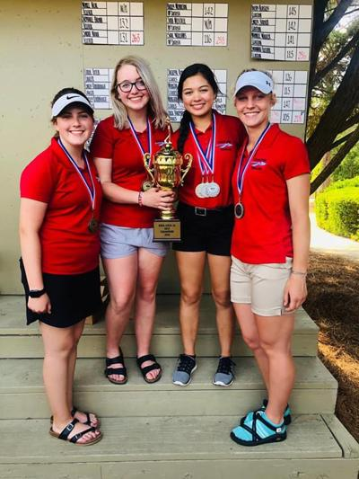 Maidens Claim Area Golf Title, Headed to State