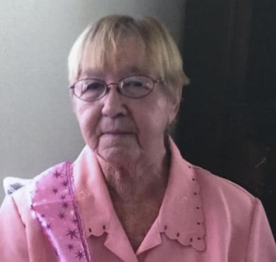 Velma Jean O'Berry Lloyd