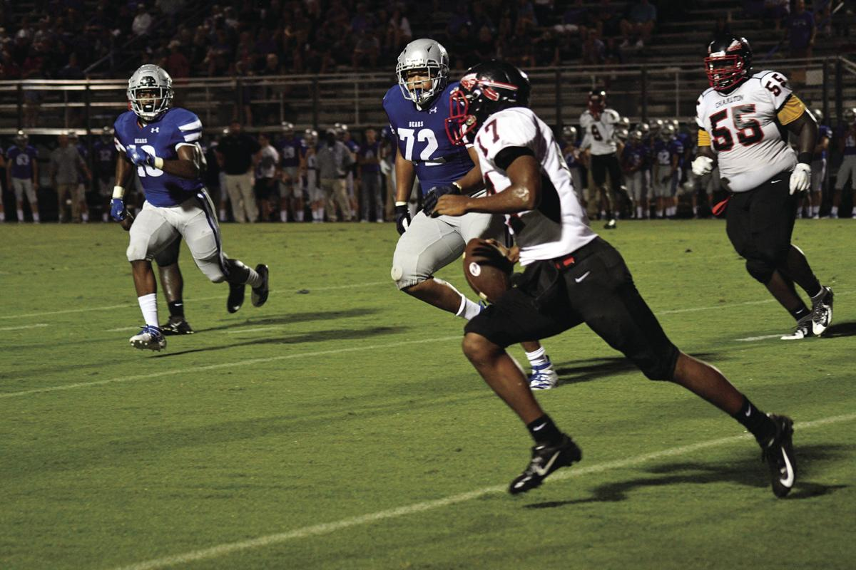Indians fall to Pierce in Scrimmage, host game Friday
