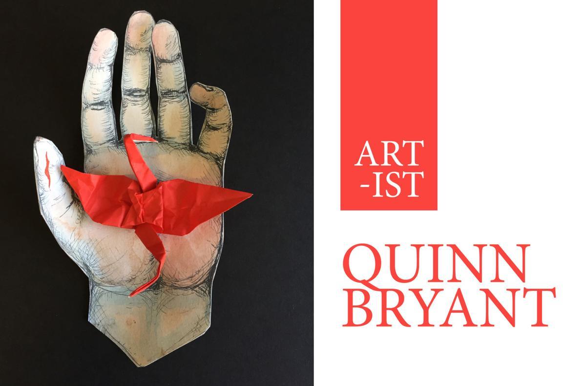 Artist Quinn Bryant