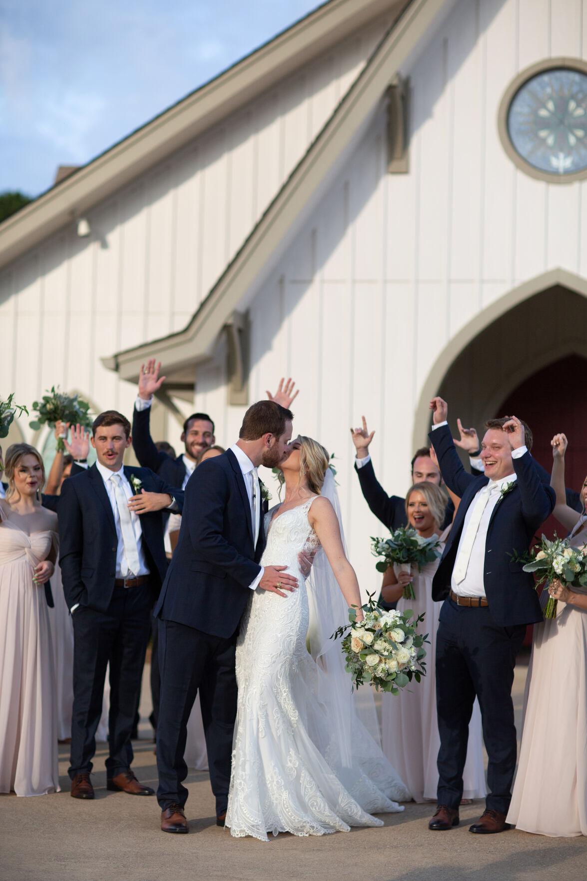 Karlee & Cameron Smith Wedding