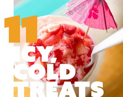 Icy Cold Treats