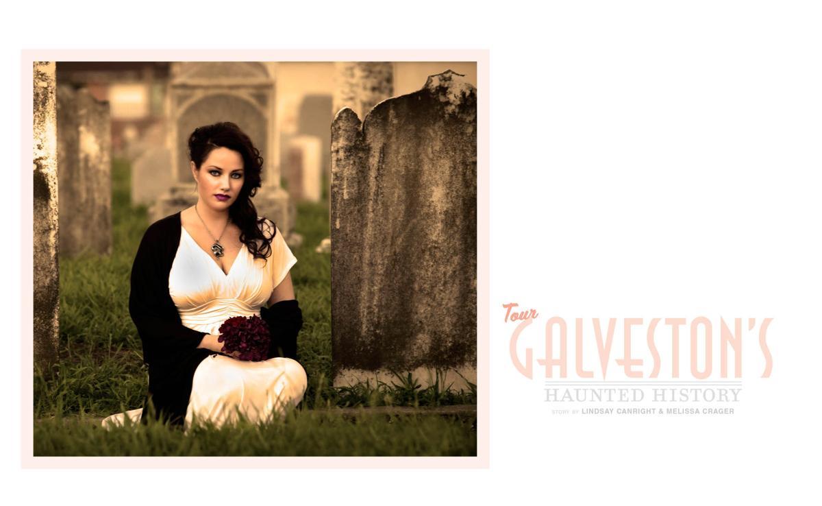 Tour Galveston's Haunted History