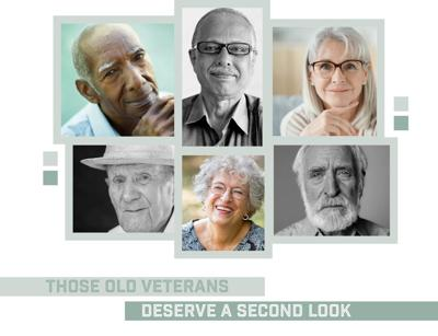 Those Old Veterans Deserve A Second Look