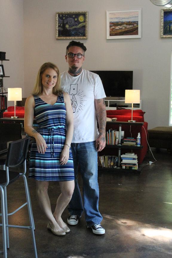Ben and Sarah Harbuck