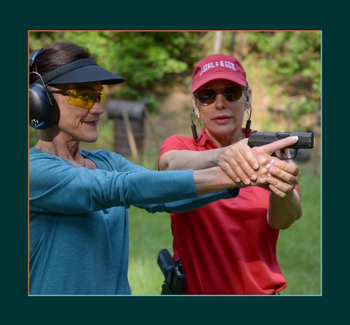 Girl & A Gun