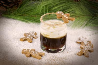 Gingerbread White Russians