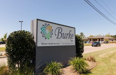 burke center lufkin texas