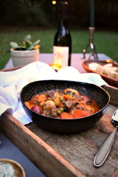 Stew-pendous Beef Stew