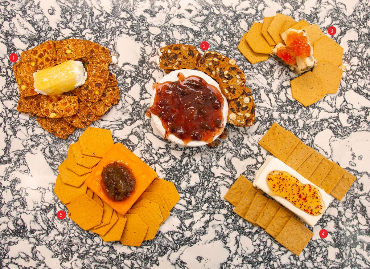 Cheese & Jam Spread