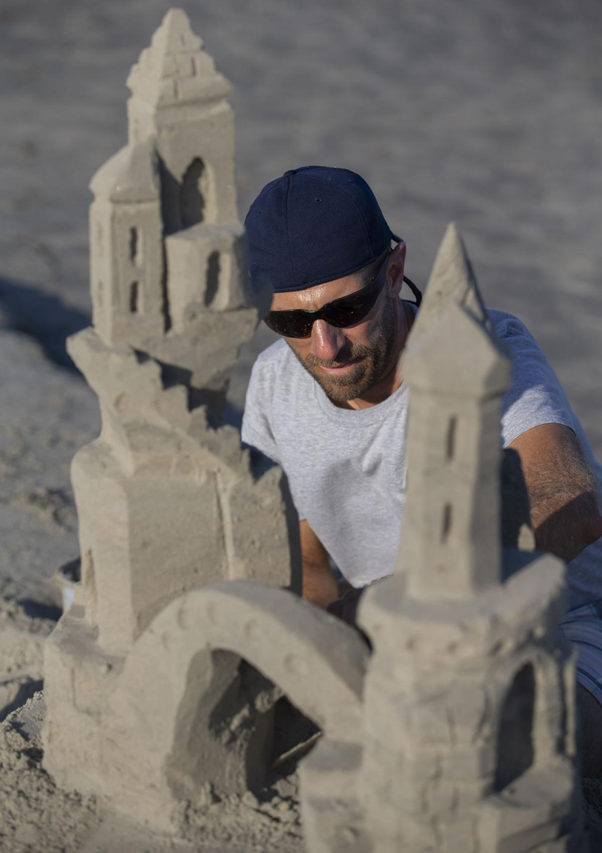 King of the Sand Castles