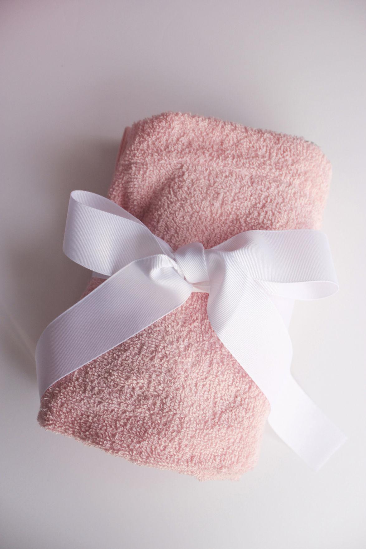 DIY Towel Travel Pack