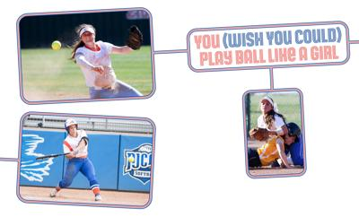 You (Wish You Could) Play Ball Like A Girl