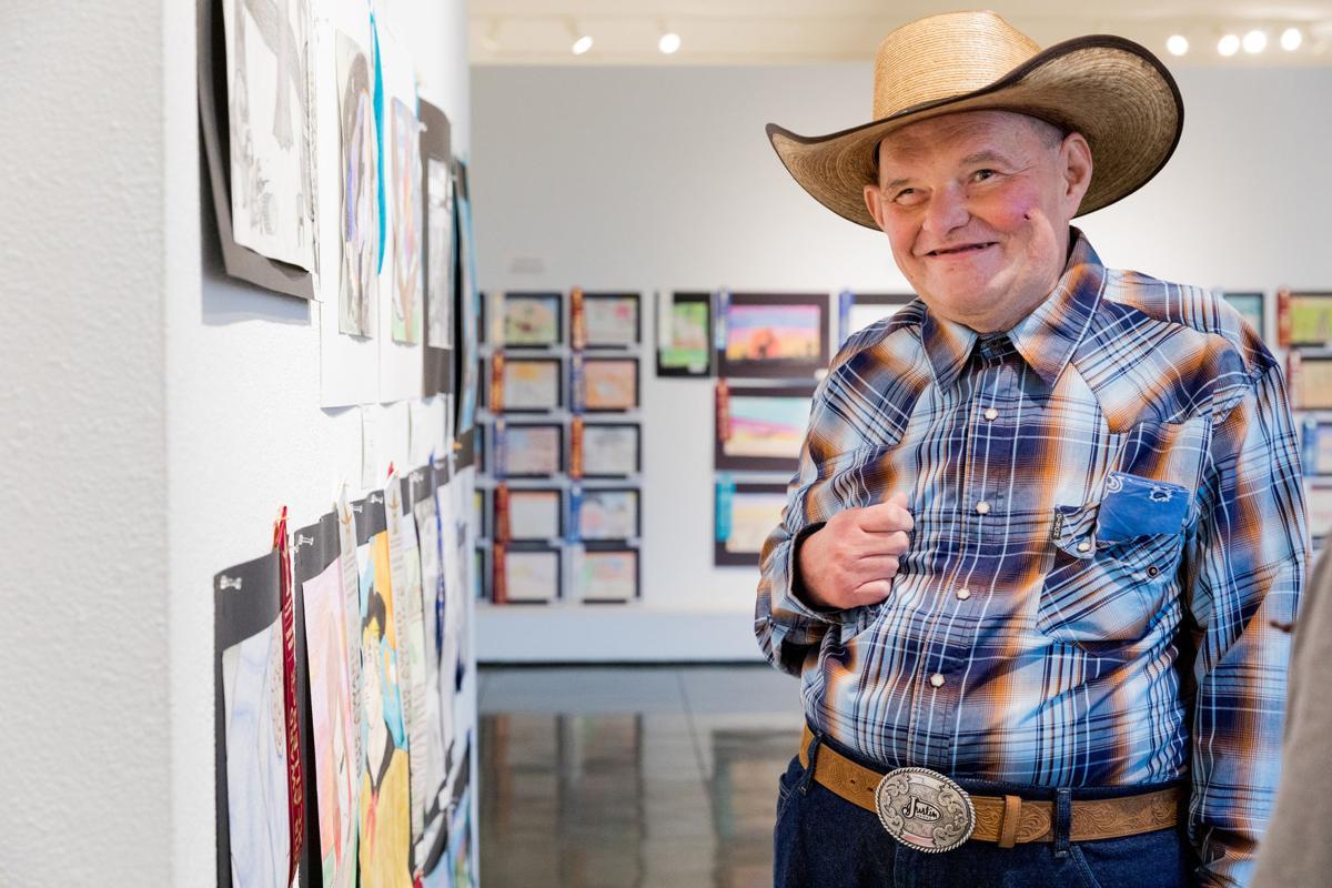 Rodeo Hero Earnest Watson