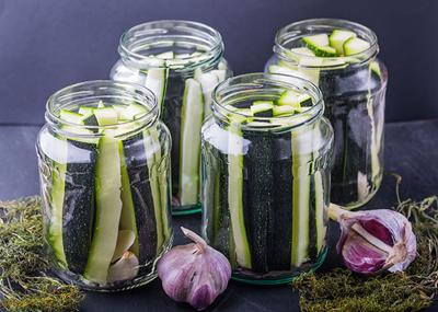 Preserving the summer bounty