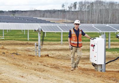Kentuck Solar Farm now serving Danville