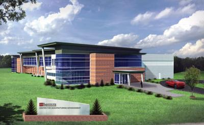 This 51,250-square-foot center will enhance Southern Virginia's advanced manufacturing field