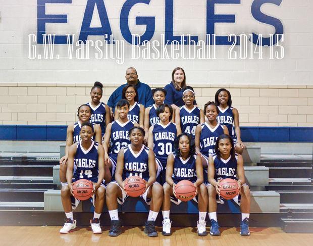 George Washington High School Varsity Girls Basketball  Chatham