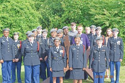 Chatham and Dan River JROTC Cadets