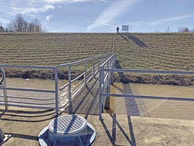 Cherrystone Dam project