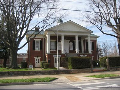 Campbell County Courthouse