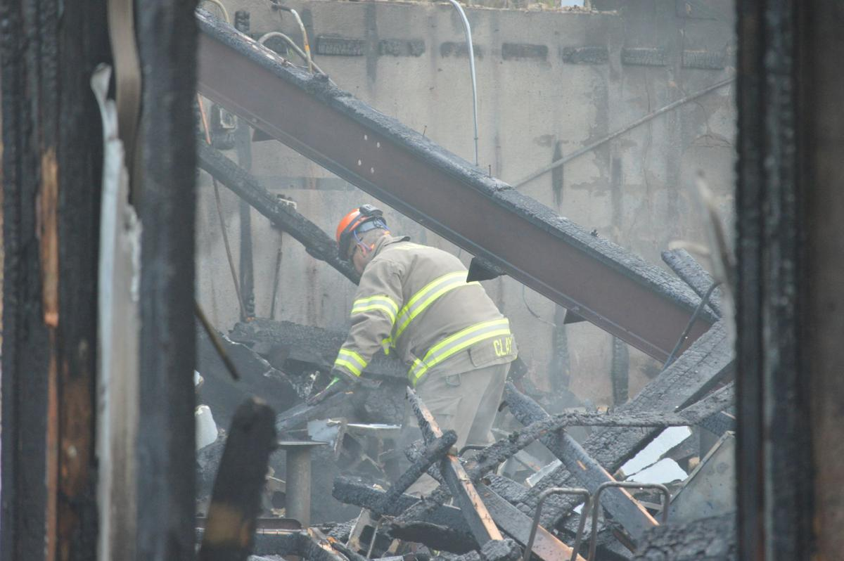 Shannie's Bar and Grill a total loss following early morning