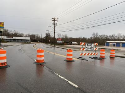 Roads in Danville remain closed as river continues to rise overnight
