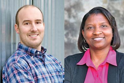 Farmer, Crump nab seats: County goes Republican; City votes Democratic