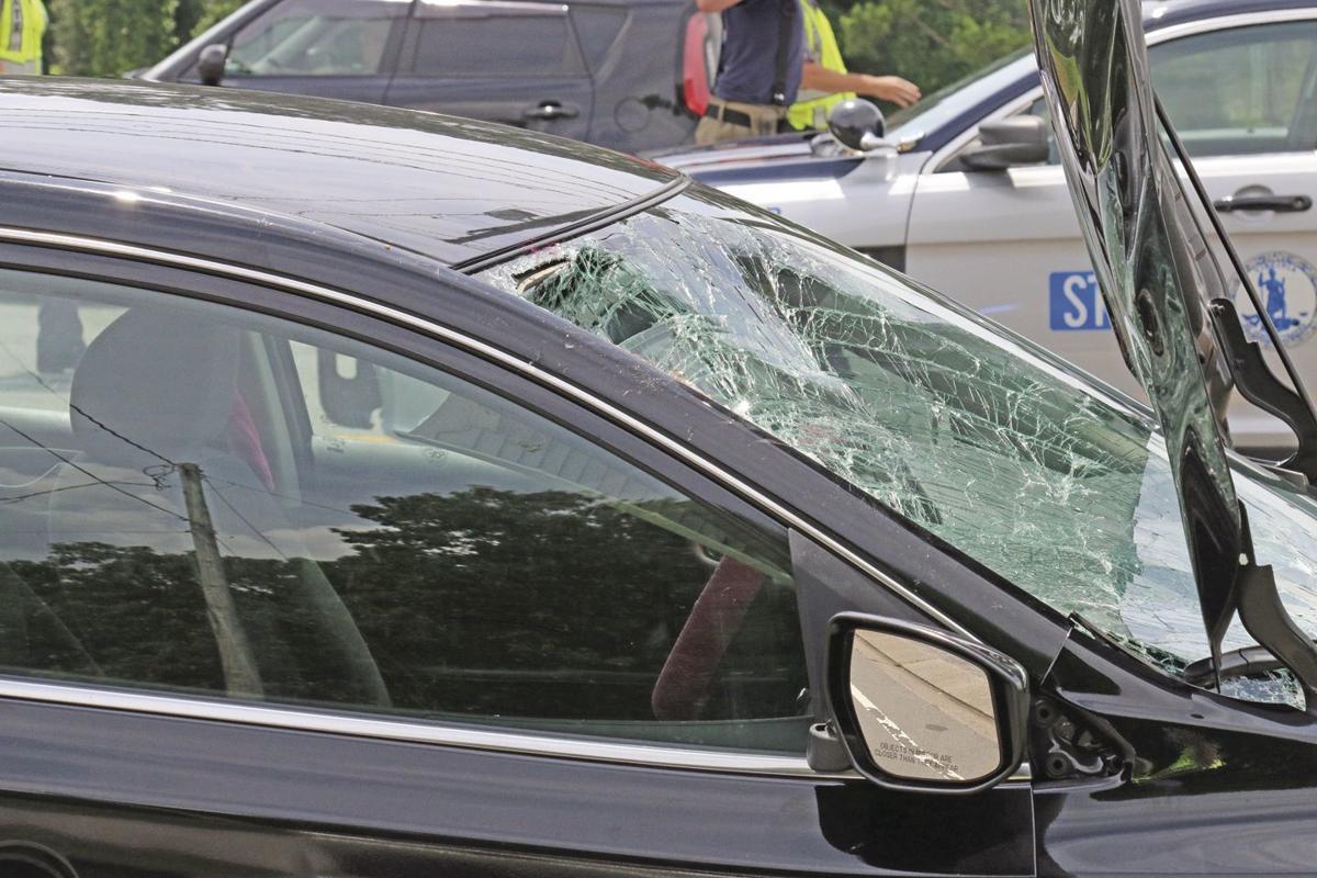 Pedestrians struck
