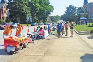 Ideas for Main Street showcased Friday