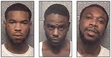 Three arrested in Danville drug bust   News