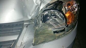 Car Crash stock gx