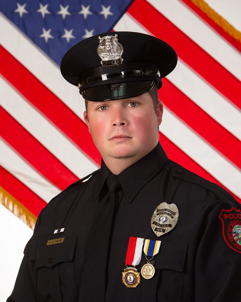 Danville Police recognizes officers of the month