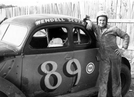 Image result for wendell scott the first black driver in nascar